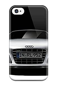 RCxljBS12501tAQDi Case Cover Protector For Iphone 4/4s Audi R8 40 Case