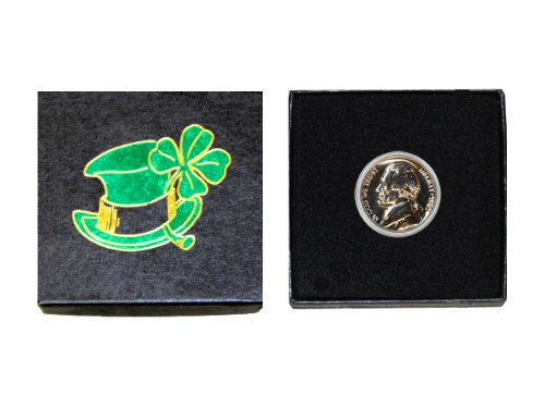 My Lucky Coin - 1961 Jefferson Nickel - Gem Proof Condition - In a