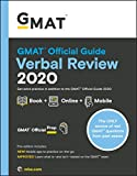 GMAT Official Guide 2020 Verbal Review: Book