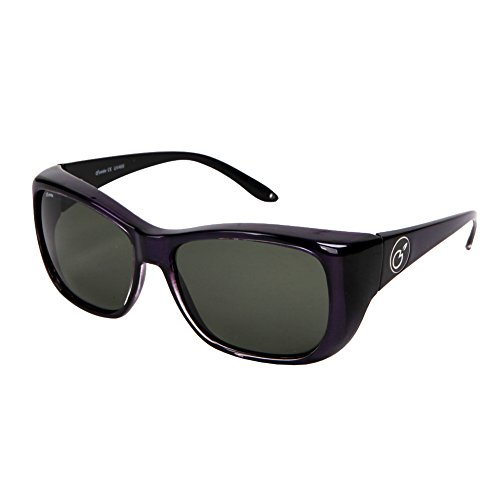 Yodo Fit Over Glasses Sunglasses with Polarized Lenses