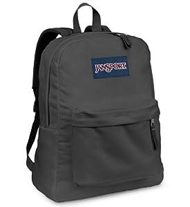 Amazon.com: Jansport Backpack Superbreak Forge Grey: Sports & Outdoors