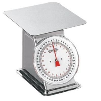 44lb Flat Top Dial Scale Home Kitchen Furniture Decor