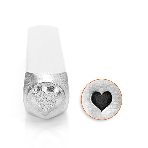 ImpressArt Design Stamps, 6mm, Heart