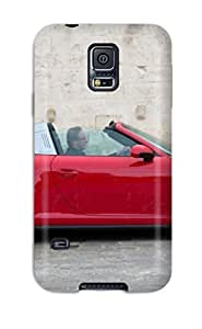 Hot New 2014 Porsche 911 Sport Car Case Cover For Galaxy S5 With Perfect Design