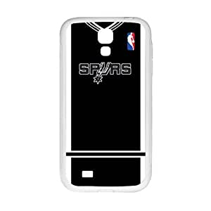 San Antonio Spurs T-shirt Fahionable And Popular High Quality Back Case Cover For Samsung Galaxy S4