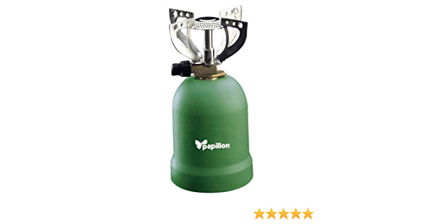 PAPILLON 8145025 Hornillo Gas Cartucho