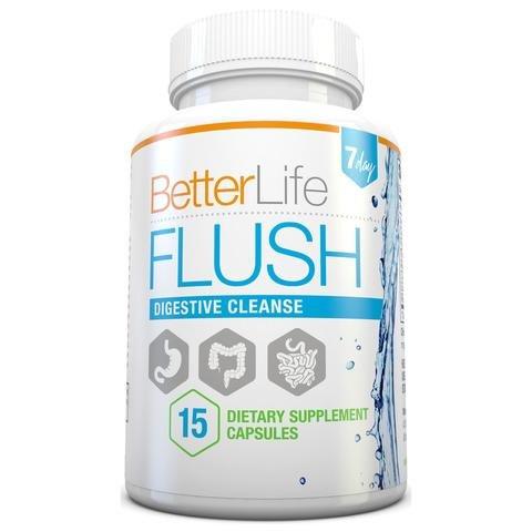 FLUSH By Pursue Nutrition, Detox & Cleanse
