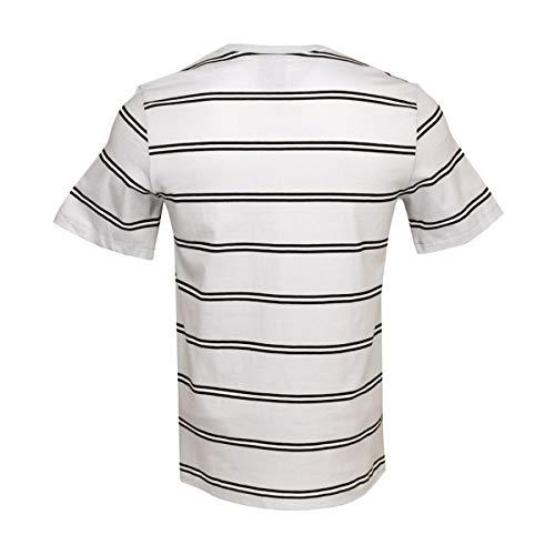 Nike Men's Sportswear Air Max 90 Short Sleeve T-Shirts CW4686-077 Light Smoke Grey/Black 2