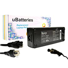 UBatteries Laptop AC Adapter Inspiron 15R M5110 N5110 Inspiron One 2020 Vostro 3750 - 19.5V, 130W