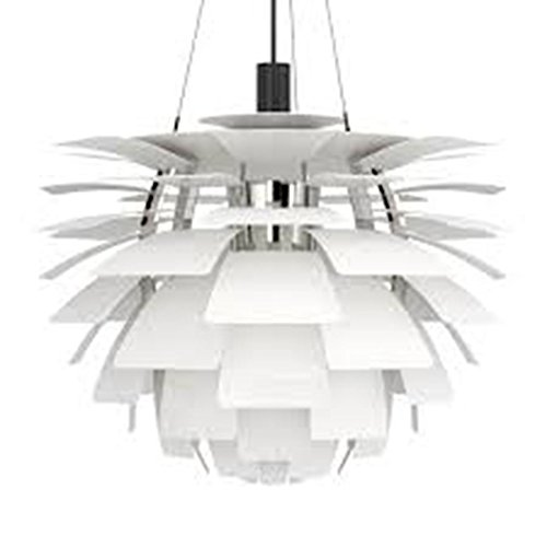 Small Artichoke Pendant Light in US - 4