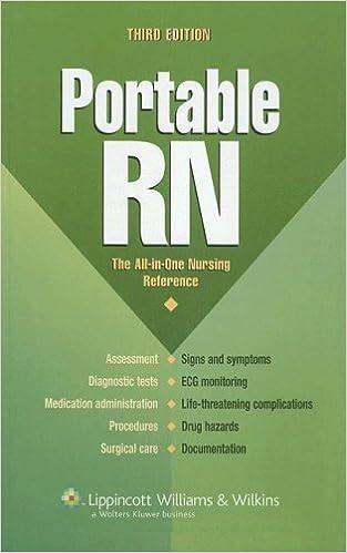 Descargar U Torrent Portable Rn: The All-in-one Nursing Reference PDF Mega