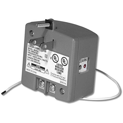 Linear MDR/U DNR00100 1-Channel Plug-in Receiver