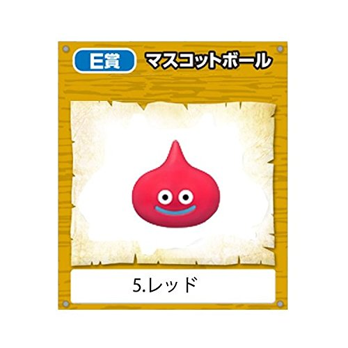 25th Anniversary Special E Award mascot ball rosso Dragon Quest single item (japan import)