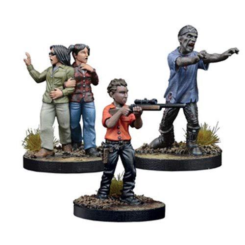 The Walking Dead All Out War- Maggie Difensore della Prigione Espansione-Edizione Italiana 78542