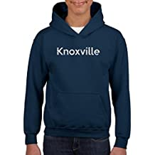 Ugo Knoxville TN Tennessee Flag Nashville Map Tigers Home Tennessee State Girls Boys Youth Kids Hoodie