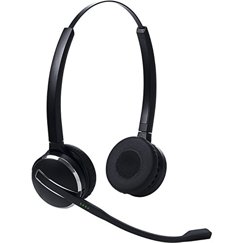 Jabra PRO 9460 Duo Wireless Headset with Touchscreen for Deskphone & Softphone by Jabra (Image #2)