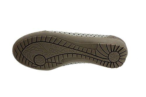 Lacci Scarpe Viper con Scarpe 180751 Donna Comfort Taupe PieSanto qAEw16xE