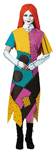 Sally Classic Costume - X-Large - Dress Size (Plus Size Sally Costume)