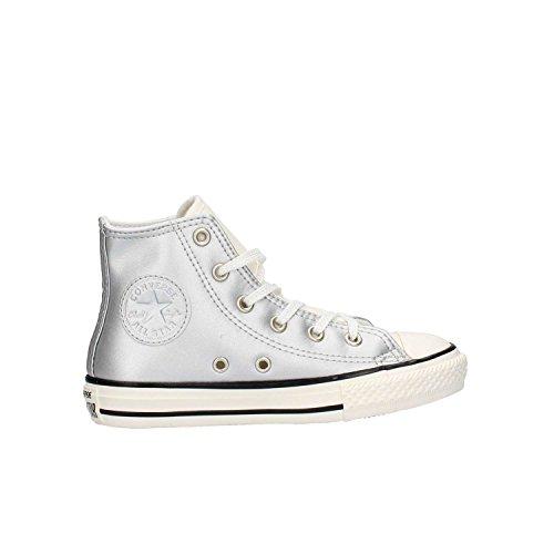 WHITE Metal BLACK All Star Hi 655127c SNOW Converse SILVER 0qnZCBtxnw