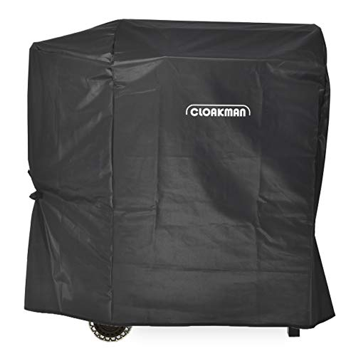 Get Cloakman Premium Heavy Duty Grill Cover For Pit Boss