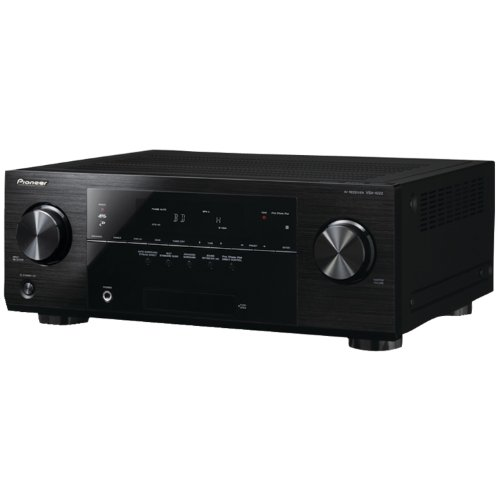Pioneer VSX-1022-K 560W 7-Channel A/V Receiver, Network Read