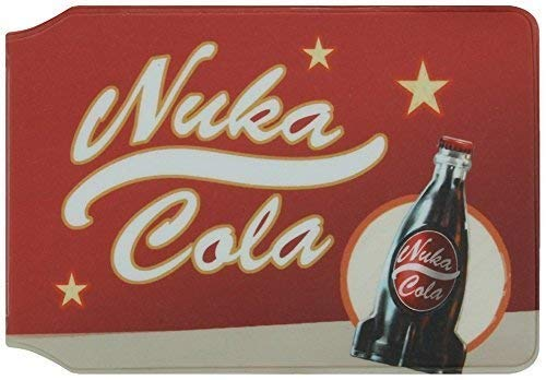 GB Eye, Fallout 4, Nuka Cola Advert, Tarjetero,: Amazon.es ...