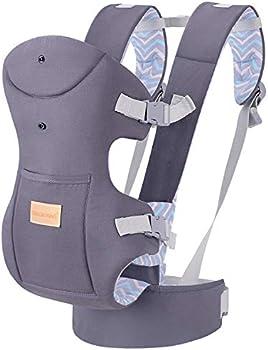 TIANCAIYIDING Ergonomic Baby Carrier Wrap