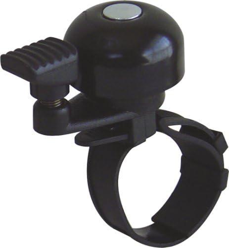 NUVO NUVO 31.8mmオーバーサイズハンドルバー用ベル ブラック