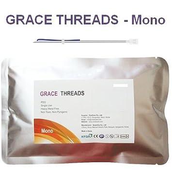 Amazon com : Grace PDO Thread Lift/Face Whole Body/Mono Type 40pcs