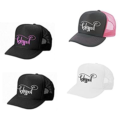 Epic Designs Women's Cute Hat - Blessed - Cool Stylish Apparel accessories