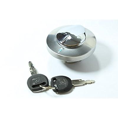 Motorcycle Gas Tank Cap Lock Keys for Yamaha Vstar 650 1100 Honda Rebel CMX 250 Shadow Aero VT750 VLX VT 600 Magna: Automotive
