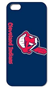Tomhousmick design Cleveland Indians iPhone ipod touch4 Case Hard Silicone Case