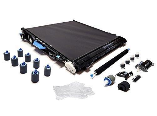 (Altru Print CE516A-DTK-AP (CE979A, CE710-69003, CC522-69003) Deluxe Transfer Kit for HP LJ CP5225 / CP5525 / M750 / M775 Includes Intermediate Transfer Belt (ITB), Transfer Roller & Tray 1-6 Rollers)