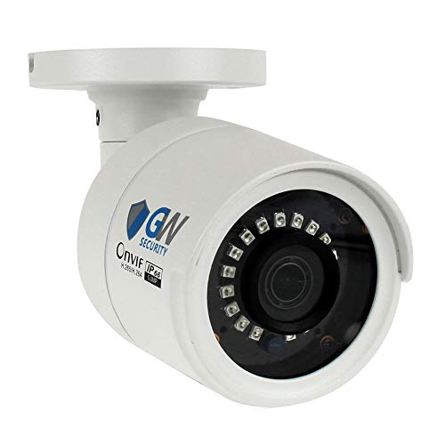 GW Security 5 Megapixel 2592 x 1920 Pixel Super HD 1920P Outdoor Network PoE 1080P Bullet Security IP Camera with 3.6mm Wide Angle Len by GW Security Inc (Image #9)