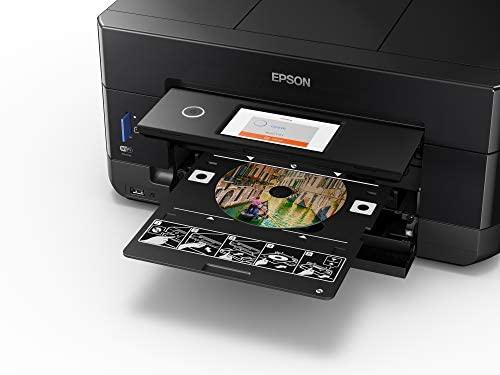 Epson Expression Premium XP-7100, Impresora, Ethernet, USB, LAN inalámbrica, Ethernet, A3, Negro