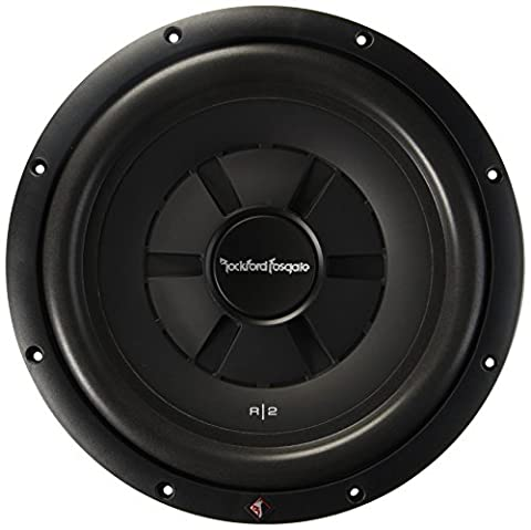 Rockford Fosgate R2 Ultra Shallow 12-Inch 4 Ohm DVC Subwoofer (12 Subs Shallow)