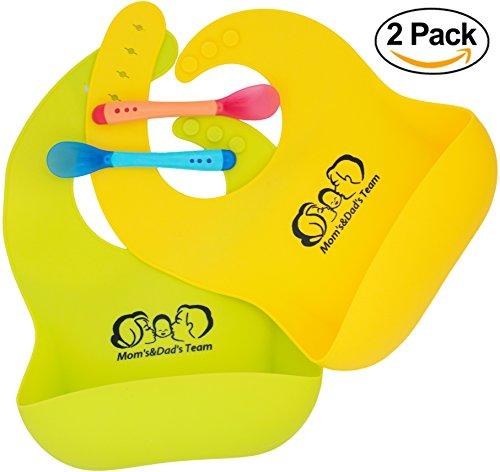 Soft Silicone Baby Bib Pocket product image