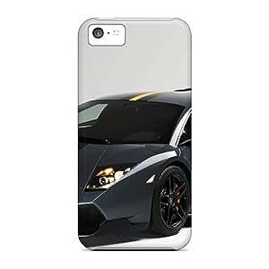 Iphone 5c Case Bumper Tpu Skin Cover For Lamborghini Mercielago Sv Accessories