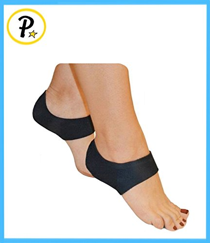 Presadee® ORIGINAL Neoprene Plantar Fasciitis Therapy Pain Relief Foot Walk Heel Arch Ankle Wrap Support (As Seen On Shark Tank Products)