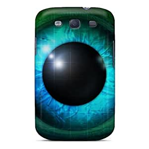 Hot New Eye Case Cover For Galaxy S3 With Perfect Design