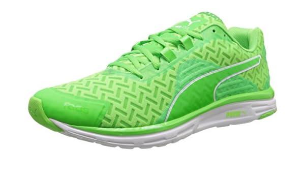 PUMA Men's Faas 500 V4 PWR Cool Running Shoe, Fluorescent