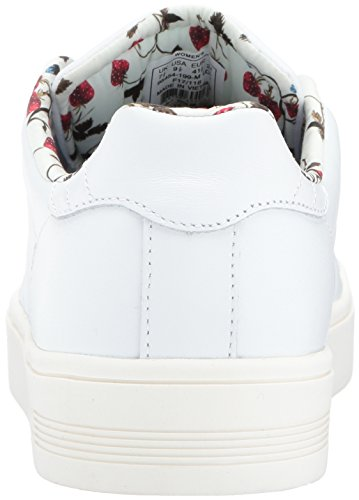 K-Swiss Women's Court Frasco Liberty Sneaker White/Marshmallow iq4qGT4
