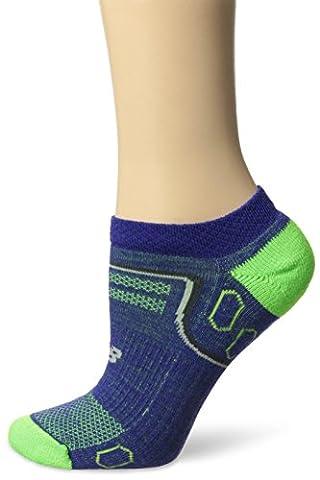 New Balance Unisex 1 Pack NBX Merino Wool No Show Socks