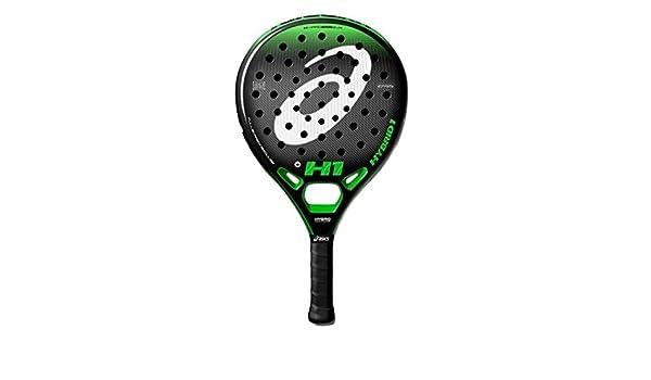 ASICS - Pala de pádel Hybrid 1: Amazon.es: Deportes y aire libre