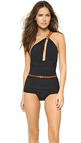 Michael-Kors-Collection-Shirred-One-Piece-Swimsuit-wBelt