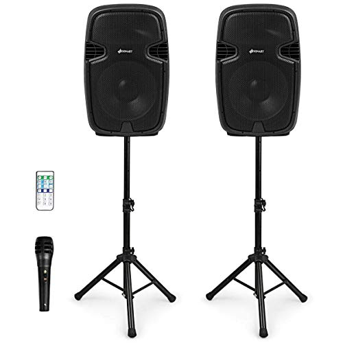 Two Way Speaker System - Costzon 15