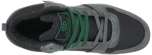 Homeboy Portland Grey 60016000-41 - Zapatillas de skate para niño Gris