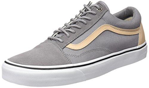 Vans Sneakers Basses Homme Gris (Veggie Tan Frost Gray/True White) sXKw9