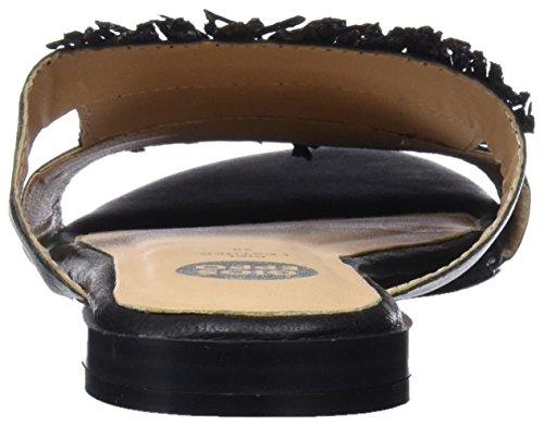 Plateforme 45354 Sandales Femme Black Noir Gioseppo xETOwpT