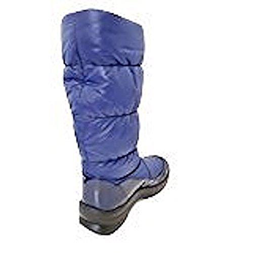 San Bernardo Women's Boots Blue GmC7R6mOZ
